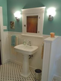 Teal bathrooms, Colors and Vintage on Pinterest