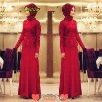 Buy Evening Dress Online Islamic Turkish Muslim Evening ...