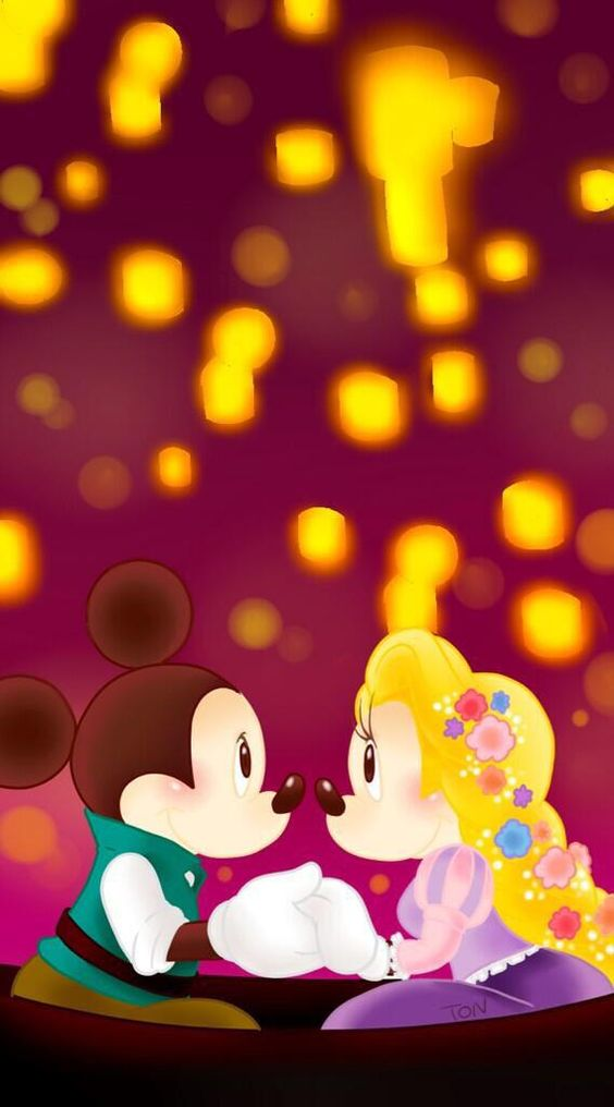 Cute Minnie Mouse Wallpaper Tangled So Cute And Mickey Minnie Mouse On Pinterest