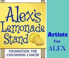 Artists for Alex online craft showcase