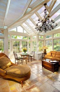 beautiful sunroom.... | Sunrooms with a View. | Pinterest ...