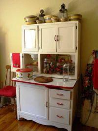 1940's Hoosier Cabinet | HOOSIER CABINETS | Pinterest | My ...