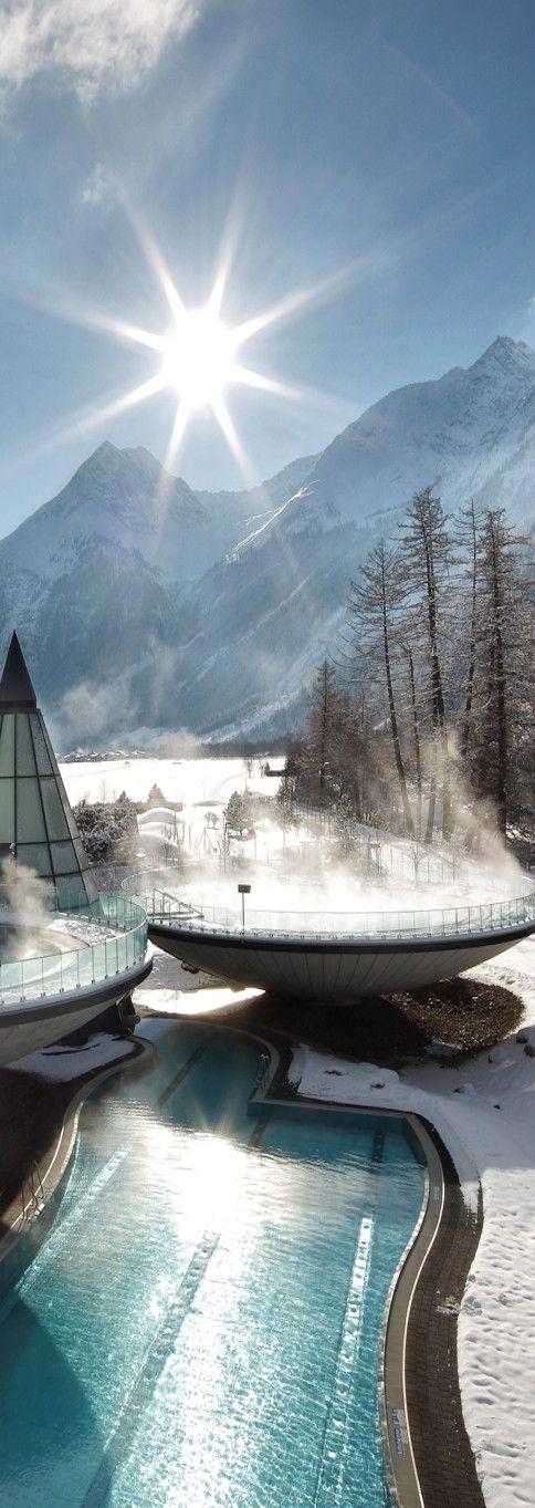 Aqua Dome Hotel....Austria - Explore the World, one Country at a Time. http://TravelNerdNici.com: