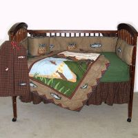 Gone Fishing - Crib Bedding | For the baby