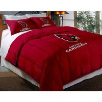 Arizona Cardinals Comforter Set WANT IT! Why does my man ...