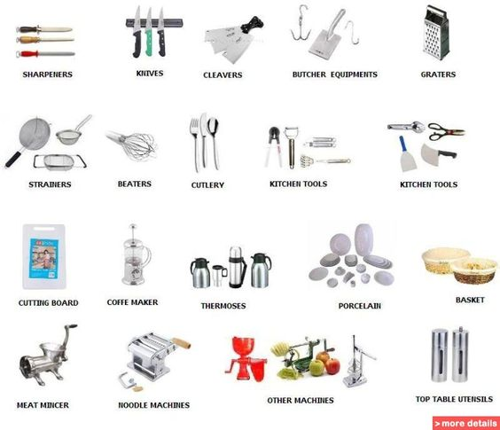 Kitchen Accessories Names bathroom accessories names in english