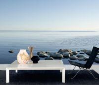Swedish Ocean Horizon - Wall mural, Wallpaper, Photowall ...