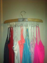 Scarfs, Belt and Belt hanger on Pinterest