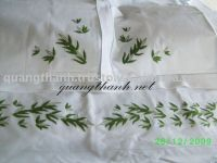 hand embroidery designs for bed sheets - Google Search ...