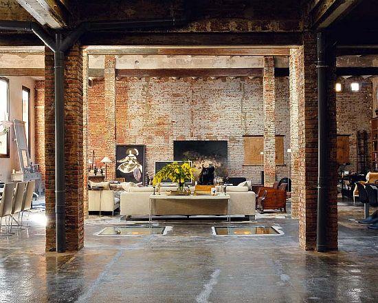 Industrial Lofts | Industrial Loft, Spain By Minim Arquitectura