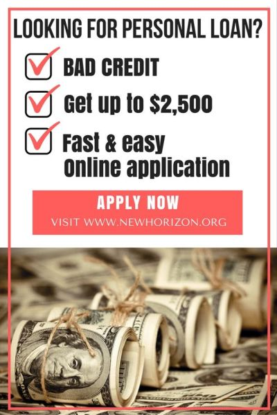 Looking for personal loan? Bad Credit? Check our bad credit loan lenders here. Easy online ...