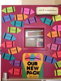 New students, Doors and Student on Pinterest