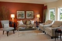 living room paint schemes beige and green | living room ...