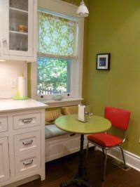Small windows, Window seats and In kitchen on Pinterest