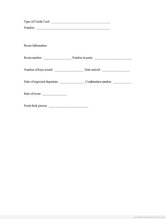 Doc#10201320 Paper Registration Form Template u2013 Workshop - customer registration form sample
