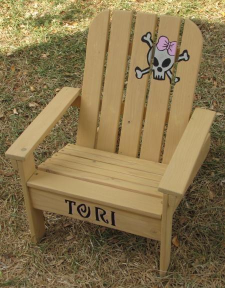 Diy Kids Adirondack Chair Savy39s Pins Pinterest