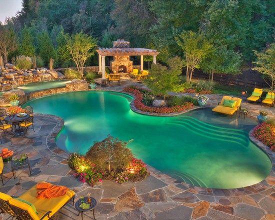 Beautiful Backyards: Inspiration For Garden Lovers! | Pinterest