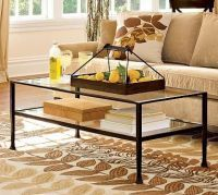Tanner Coffee Table, Pottery Barn | Home Is Where My Heart ...