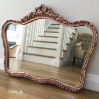 Rose Gold Mirror Lilyfield Life | Lilyfield Life Painted ...