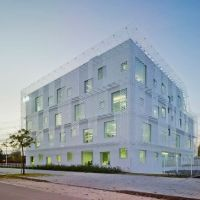 Pics For > Perforated Building Facades