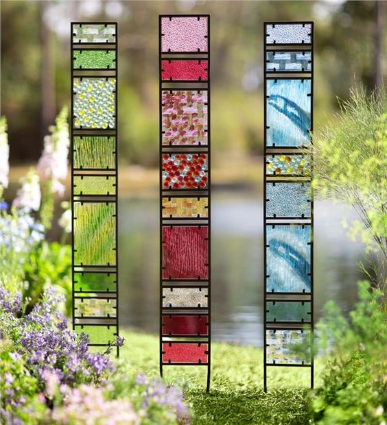 Main image for Decorative Glass Garden Panes