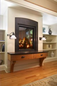 Mantles, The o'jays and Fireplaces on Pinterest
