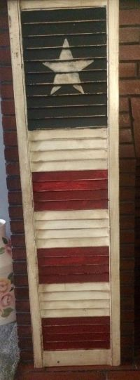 1000+ ideas about Repurposed Shutters on Pinterest