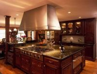 Large Family Kitchen Designs : Large Kitchen Designs Ideas ...