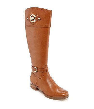 Michael Kors Boots Dillards Want It Pinterest
