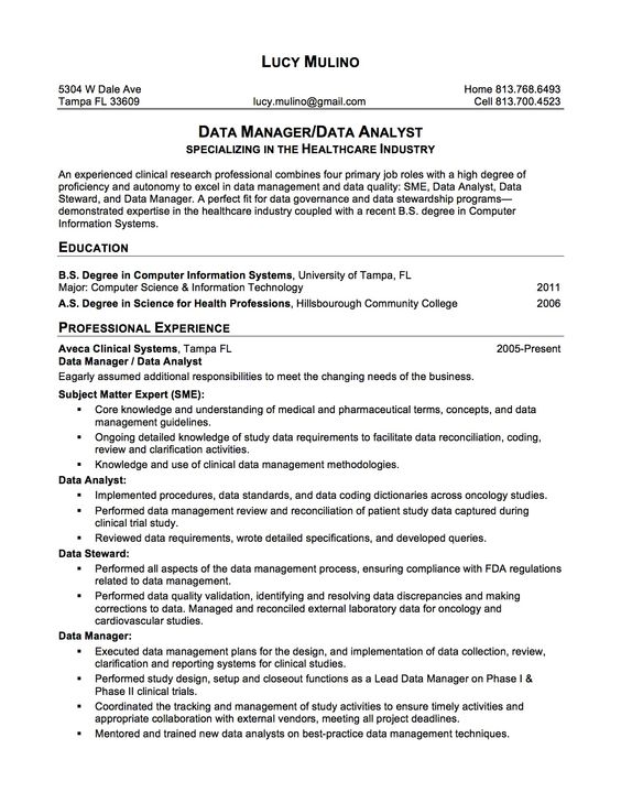 sample resume for space x tech