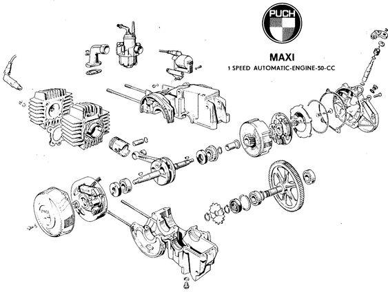e50 engine diagram