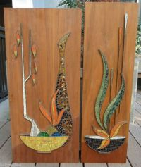 Mid-century modern, Mosaics and Eames on Pinterest