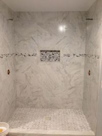 Home Office Decorating Ideas: Bathroom Tile At Lowes