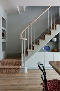 Small space design, Stairs and Staircases on Pinterest