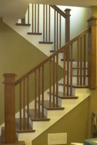 Craftsman Stair Railings | Flecktastic: Our Craftsman ...
