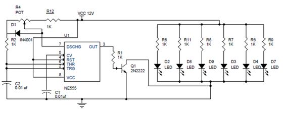 pwm lamp dimmer using ne555