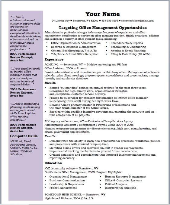 Sample Salesperson Job Description - Job Interviews