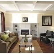 Rectangle living rooms, Living room layouts and Room ...