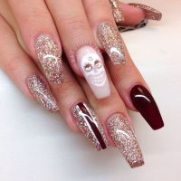 baggesnaglar | Single Photo | Instagrin | Nail designs ...