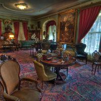 Formal Parlor Living Room 1800's Home | Basement redo ...