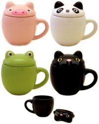 Productos ceramic animal | Kawaii | Pinterest | Mugs set ...
