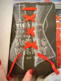 Wreck This Journal Tie A String To The Spine | www ...
