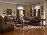 Tuscan Living Room Furniture With Wood Flooring   Flooring ...
