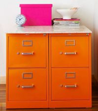 Cabinets, Paint and Metal file cabinets on Pinterest