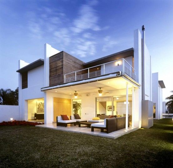 How Cool Is This House And Open Planned Room, Makes You Want To