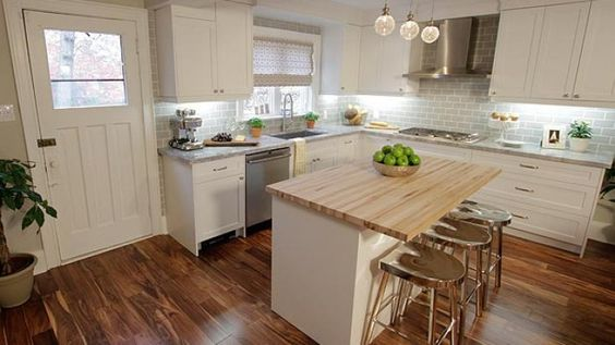 Black Kitchen Islands With Butcher Block Top Kitchen Amazing Islands, Brother And Tile On Pinterest