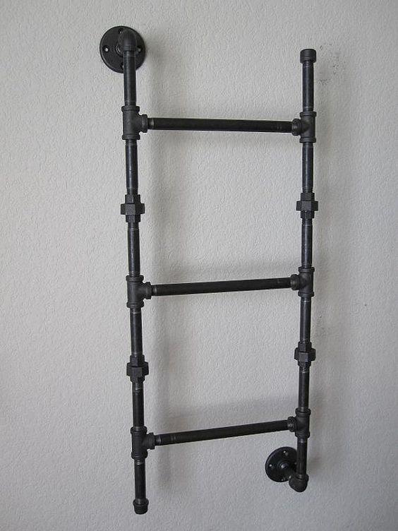 Ladder Bookshelf Home Design Pinterest Jewelry Rack