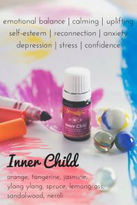 Inner Child blend from Young Living (click through for a ...
