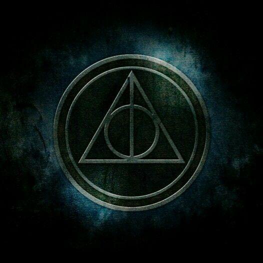 Voldemort Iphone Wallpaper Deathly Hallows Symbol Wallpaper Harry Potter