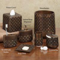 croscill bathroom accessories sets | My Web Value